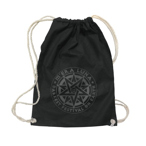 √The Darkest Festival on Earth von Mera Luna Festival - Gym Bag jetzt im Bravado Shop