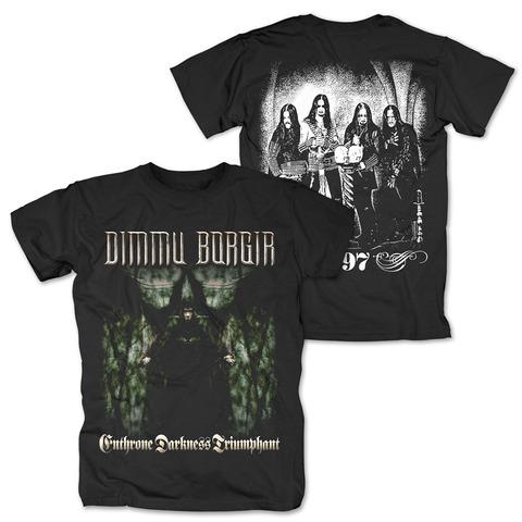 √Enthrone von Dimmu Borgir - T-Shirt jetzt im Bravado Shop