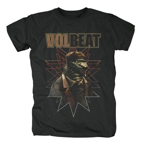√Die To Live von Volbeat - T-Shirt jetzt im Bravado Shop