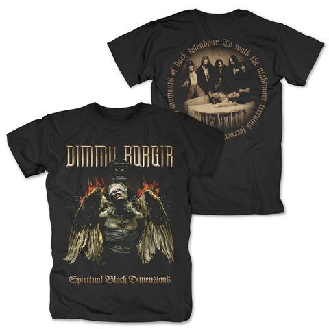 √Spiritual von Dimmu Borgir - T-Shirt jetzt im Bravado Shop