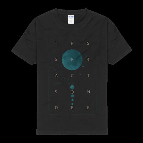 √Sonder Blue Dots von TesseracT - T-Shirt jetzt im Bravado Shop