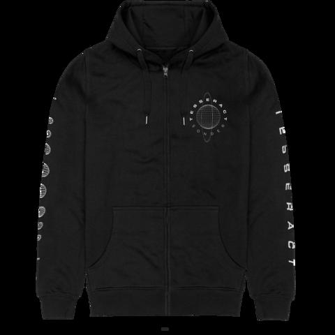 √Sonder Globe von TesseracT - Hooded jacket jetzt im Bravado Shop