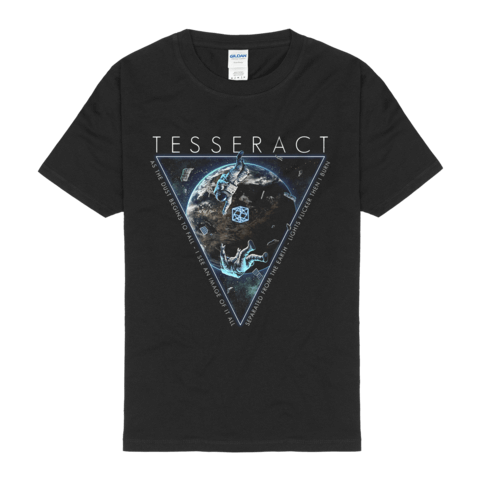 √Into Space von TesseracT - T-Shirt jetzt im Bravado Shop