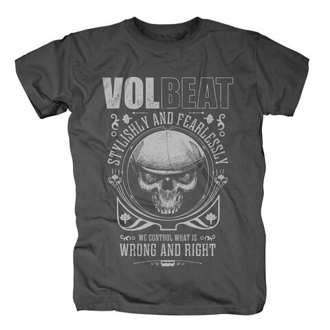 √Wrong and Right von Volbeat - T-Shirt jetzt im Bravado Shop