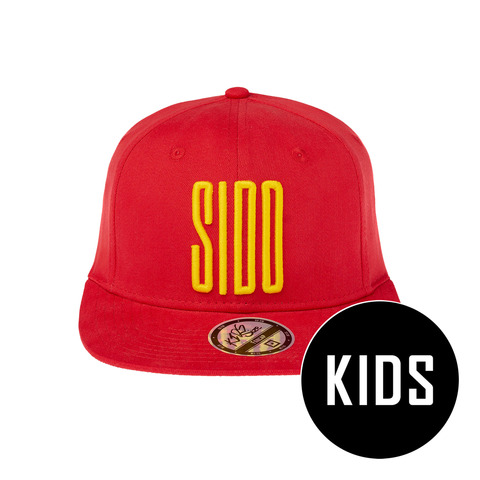 √Logo von Sido - Kids Snap Back Cap jetzt im Bravado Shop
