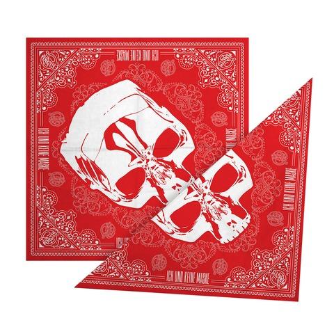 √Ich und Keine Maske von Sido - Bandana jetzt im Bravado Shop