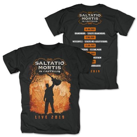 √In Castellis 2019 von Saltatio Mortis - T-Shirt jetzt im Bravado Shop