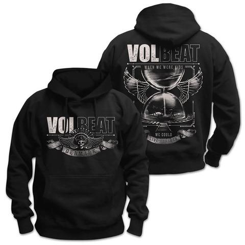 √Hour Glass von Volbeat - Hood sweater jetzt im Bravado Shop