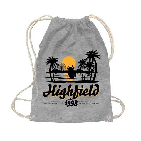 √Sunset von Highfield Festival - Gym Bag jetzt im Bravado Shop