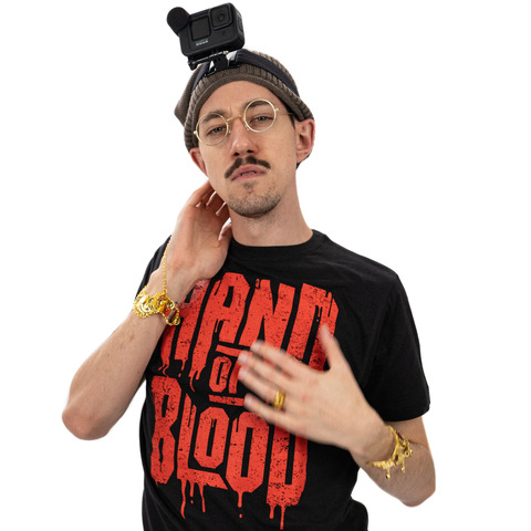 √Logo von HandOfBlood - T-Shirt jetzt im Bravado Shop