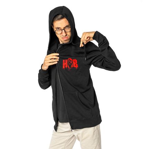 √Pocket von HandOfBlood - Hooded jacket jetzt im Bravado Shop