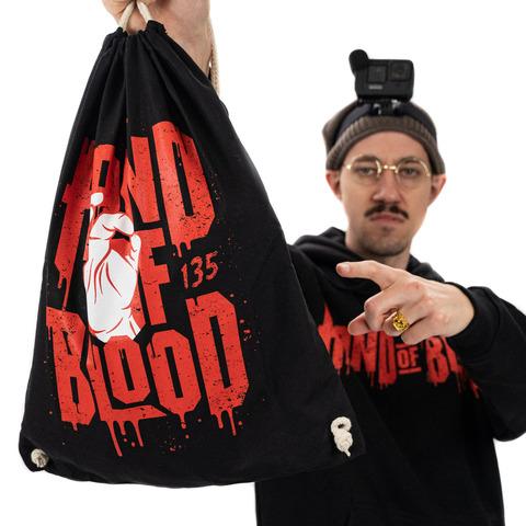 √Logo von HandOfBlood - Gym Bag jetzt im Bravado Shop