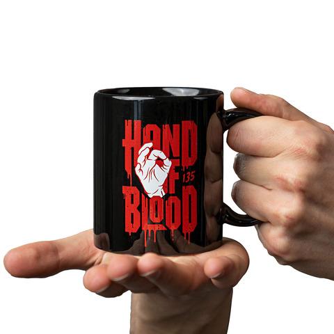 √Logo von HandOfBlood - mug jetzt im Bravado Shop