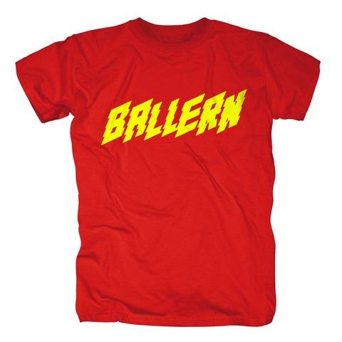 √Ballern von Die Atzen - T-Shirt jetzt im Bravado Shop
