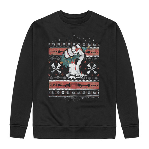 √Christmas von HandOfBlood - Sweater jetzt im Bravado Shop