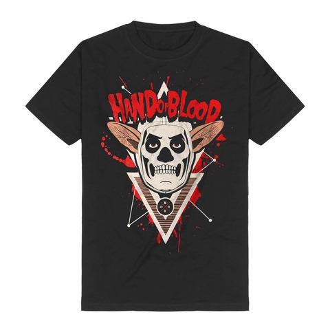 √Skull von HandOfBlood - T-Shirt jetzt im Bravado Shop