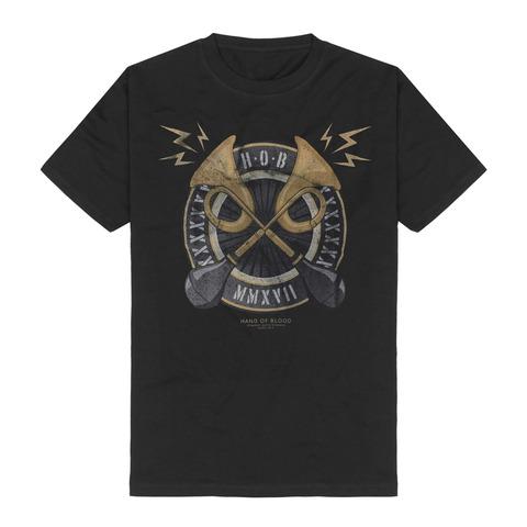 √Horns von HandOfBlood - T-Shirt jetzt im Bravado Shop