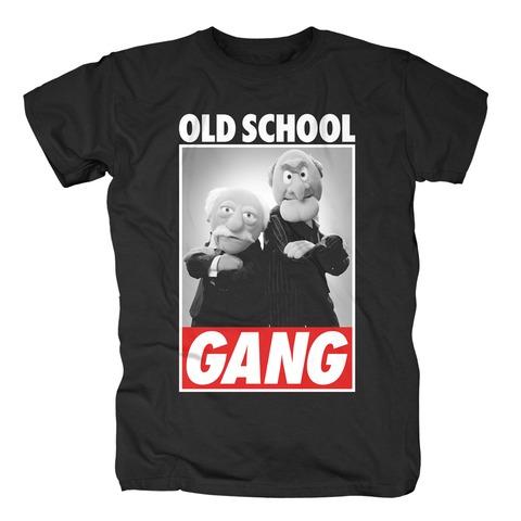 √Muppets - Old School Gang von Disney - T-Shirt jetzt im Bravado Shop