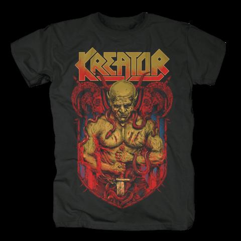 √Snakes von Kreator - T-Shirt jetzt im Bravado Shop
