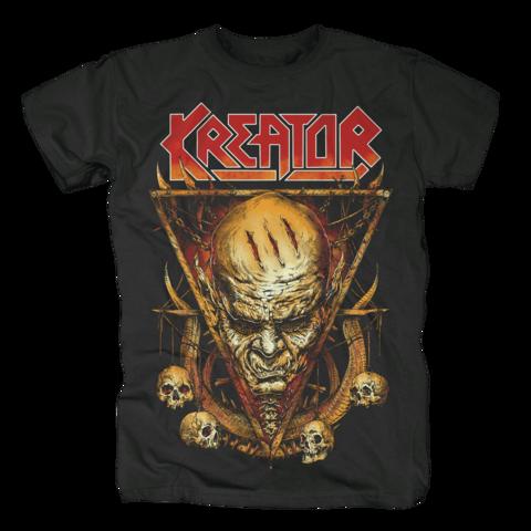 √Face Horns von Kreator - T-Shirt jetzt im Bravado Shop