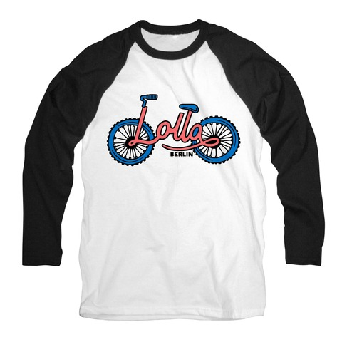Bike von Lollapalooza Festival - Unisex Longsleeve jetzt im Bravado Shop