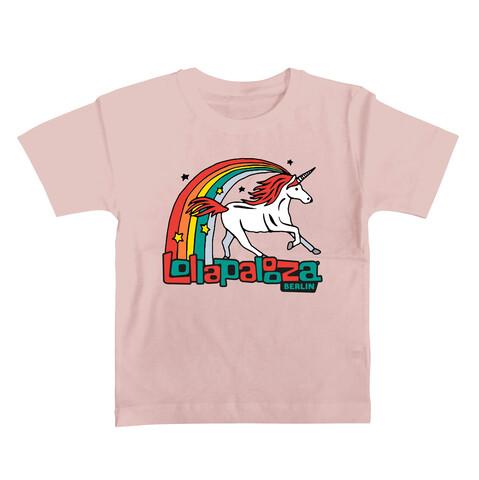 √Unicorn von Lollapalooza Festival - Children's shirt jetzt im Bravado Shop