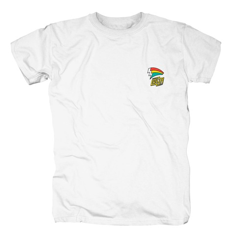 √Lolla Bolts von Lollapalooza Festival - Unisex Shirt jetzt im Bravado Shop
