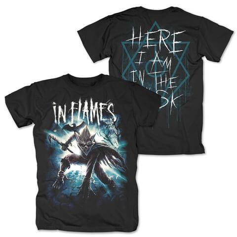 √Here I Am von In Flames - T-Shirt jetzt im Bravado Shop