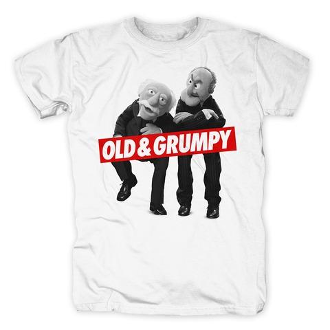 √Muppets - Old & Grumpy von Disney - T-Shirt jetzt im Bravado Shop