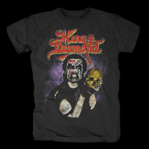 √Conspiracy Tour 89 von King Diamond - T-Shirt jetzt im Bravado Shop