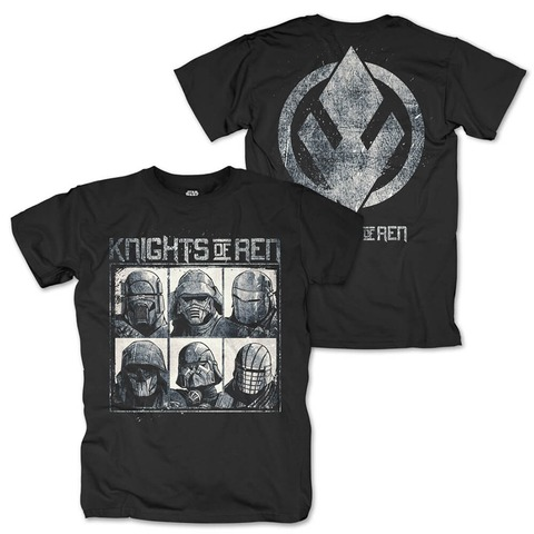 EP09 - Knights Of Ren von Star Wars - T-Shirt jetzt im Bravado Shop