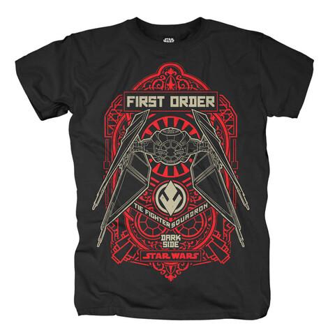 √EP09 - Tie Fighter Squadron von Star Wars - T-Shirt jetzt im Bravado Shop