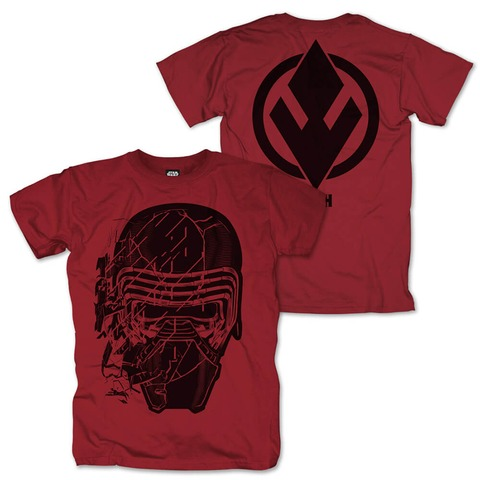 √EP09 - Shattered Mask von Star Wars - T-Shirt jetzt im Bravado Shop