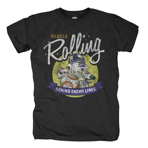 √EP09 - Rebels Rolling von Star Wars - T-Shirt jetzt im Bravado Shop