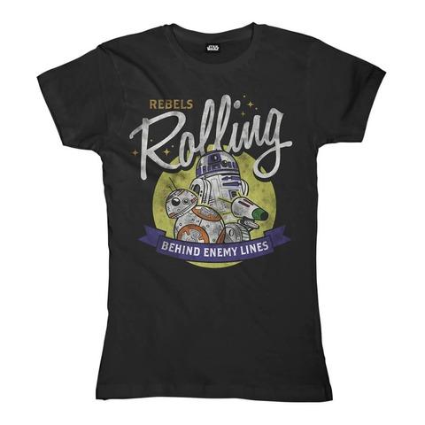 EP09 - Rebels Rolling von Star Wars - Girlie Shirt jetzt im Bravado Shop