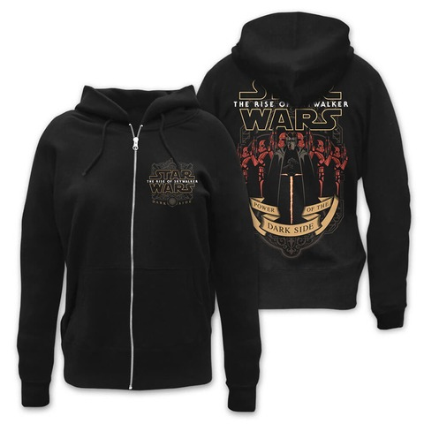 √EP09 - Lead The Darkness von Star Wars - Girlie hooded jacket jetzt im Bravado Shop