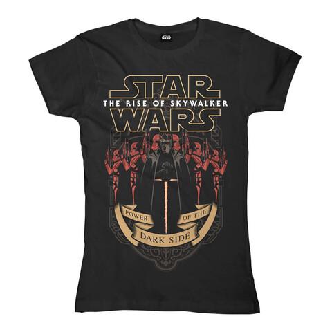 EP09 - Lead The Darkness von Star Wars - Girlie Shirt jetzt im Bravado Shop