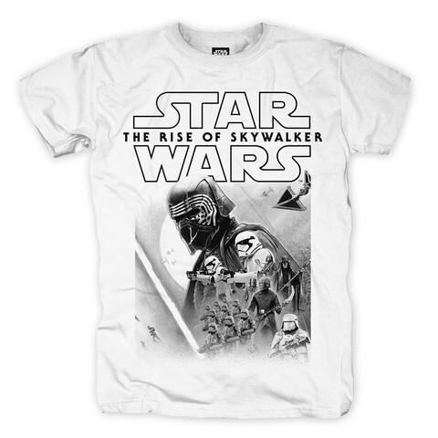 EP09 - Age Of The Sith von Star Wars - T-Shirt jetzt im Bravado Shop