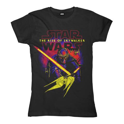√EP09 - Beware The Dark Side von Star Wars - Girlie Shirt jetzt im Bravado Shop