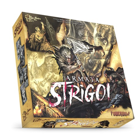 √Armata Strigoi - An Adventure with Powerwolf von Powerwolf - Game jetzt im Bravado Shop