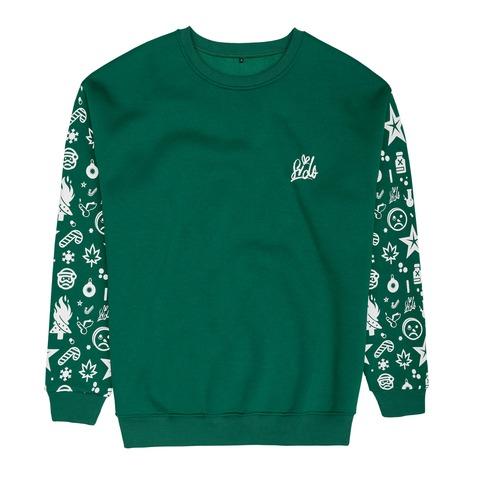 Ho Ho Ho Allover von Sido - Sweater jetzt im Bravado Shop