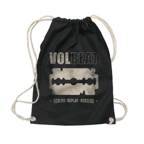 √Razorblade von Volbeat - Gym Bag jetzt im Bravado Shop