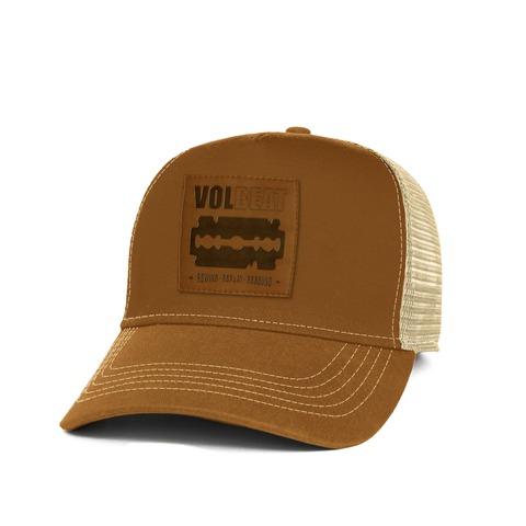√Razorblade Patch von Volbeat - Cap jetzt im Bravado Shop