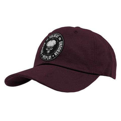 √Baseball Cap Patch von Volbeat - Cap jetzt im Bravado Shop