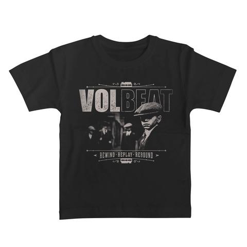 √The Gang von Volbeat - Kids Shirt jetzt im Bravado Shop
