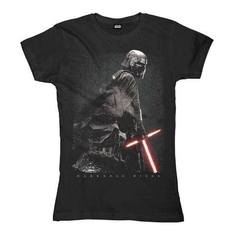 EP09 - Darkness Rises von Star Wars - Girlie Shirt jetzt im Bravado Shop