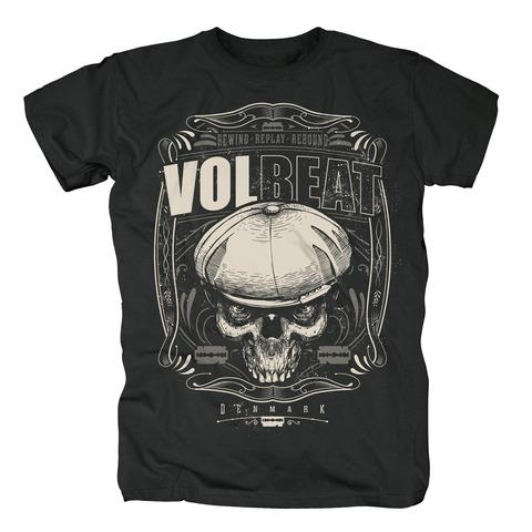 √Skull Ornaments von Volbeat - T-Shirt jetzt im Bravado Shop