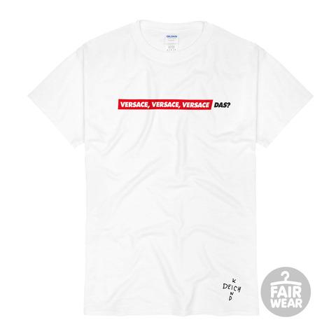 √Versace das? von Deichkind - T-Shirt jetzt im Bravado Shop