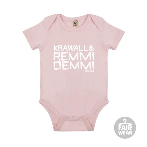 √Krawall und Remmi Demmi von Deichkind - Playsuit jetzt im Bravado Shop