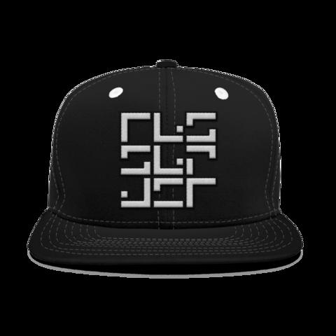 √Glyph Black von TesseracT - Cap jetzt im Bravado Shop